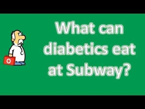 What Fast Food Restaurants Are Good For Diabetics?