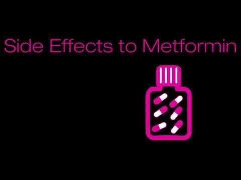 Metformin Side Effects — Good, Bad, And Neutral