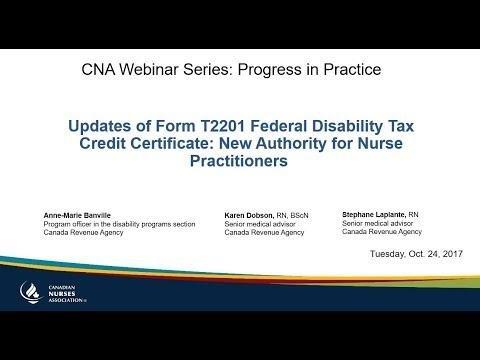 Type 2 Diabetes Disability Tax Credit