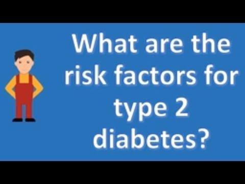 What Is The Leading Risk Factor To Develop Type 2 Diabetes?