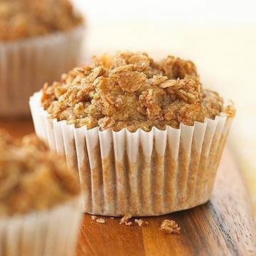 Banana-oat Muffins | Diabetic Living Online