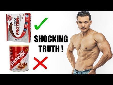 Horlicks Protein Plus Vs Protinex