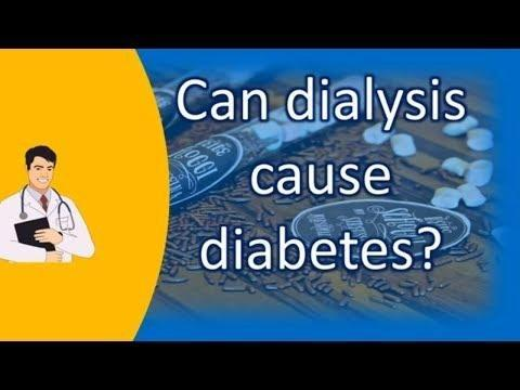 Why Does A Diabetic Have To Go On Dialysis?