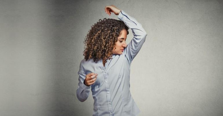 Does Your Body Odor Smell Like Ammonia?