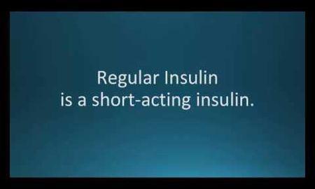Names Of Insulin