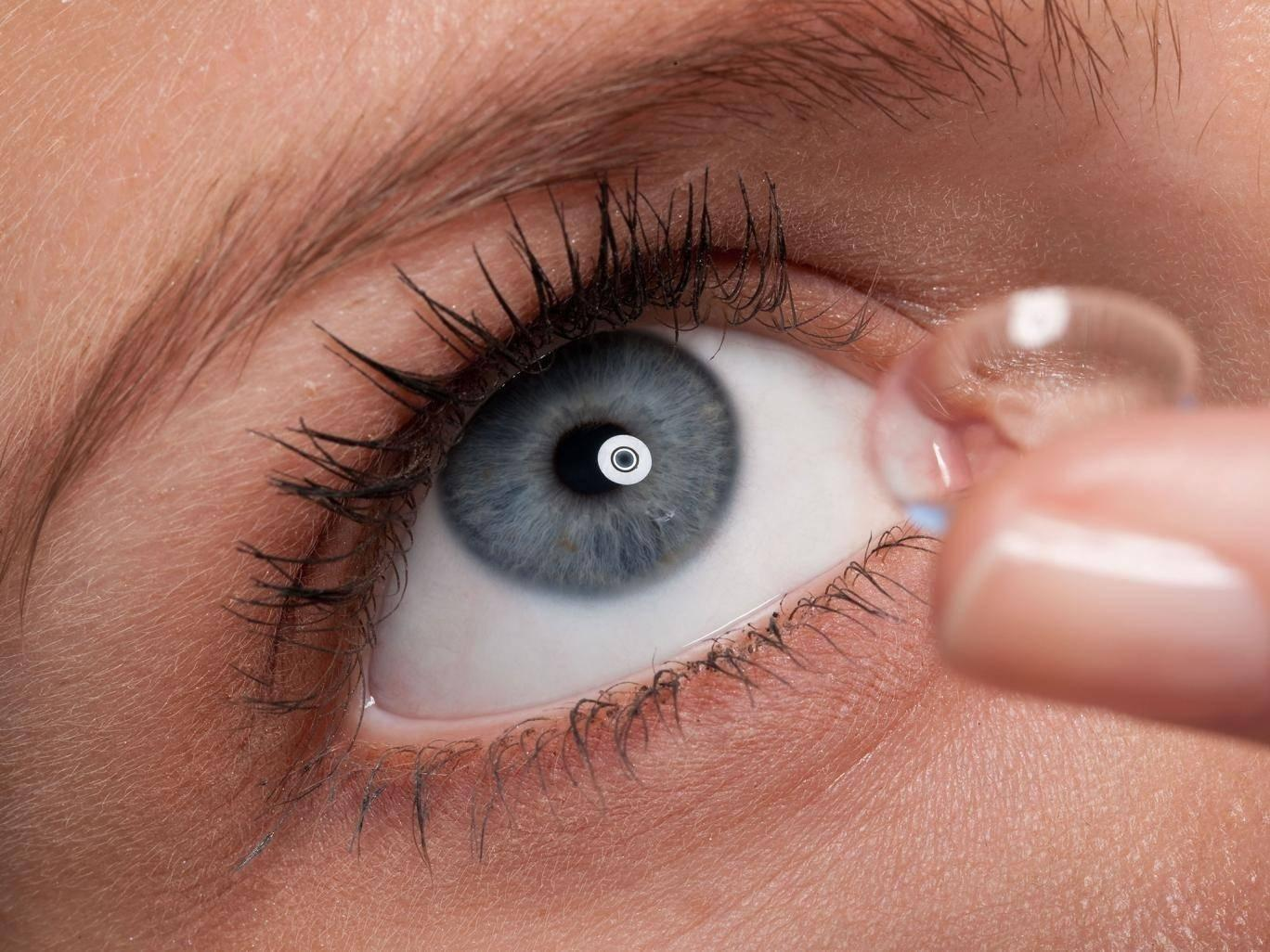 Researchers develop contact lens that tells people with diabetes when they need to take medication