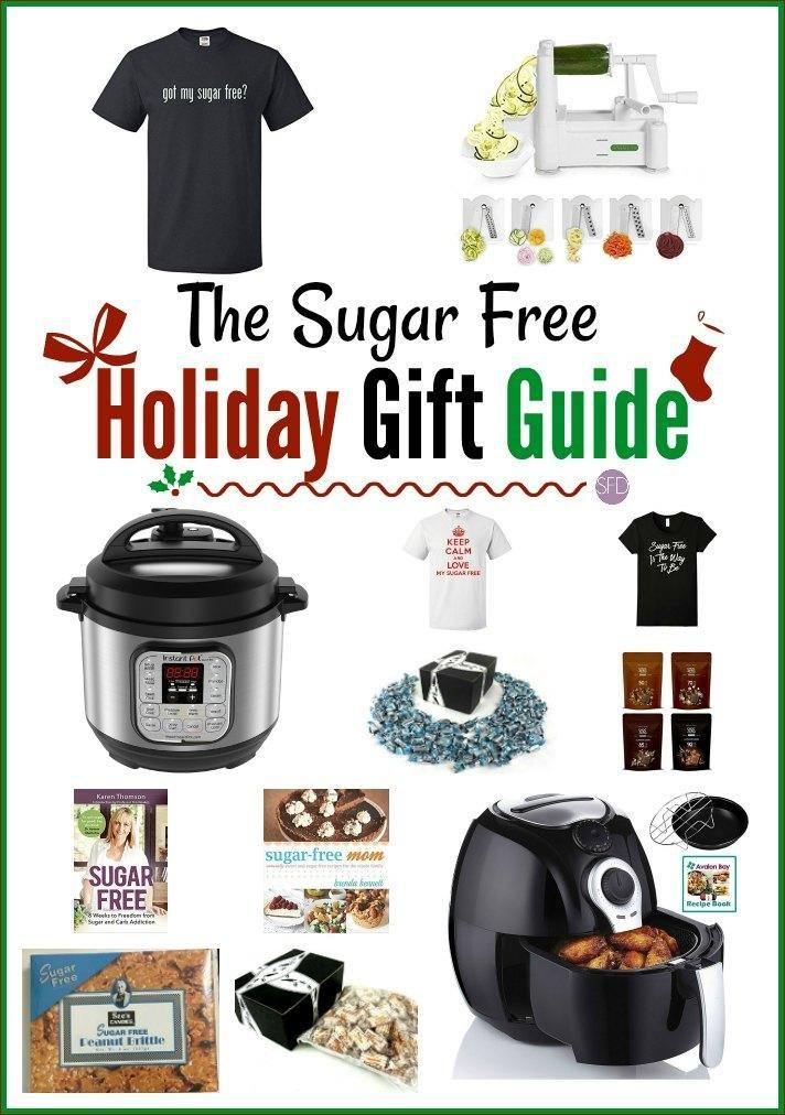 The Sugar Free Holiday Gift Guide