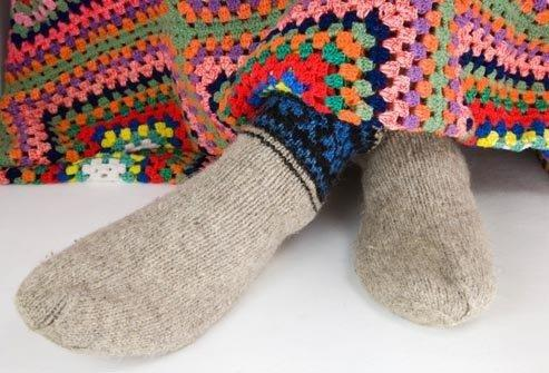 Shoes And Diabetes: What's On Your Feet Matters