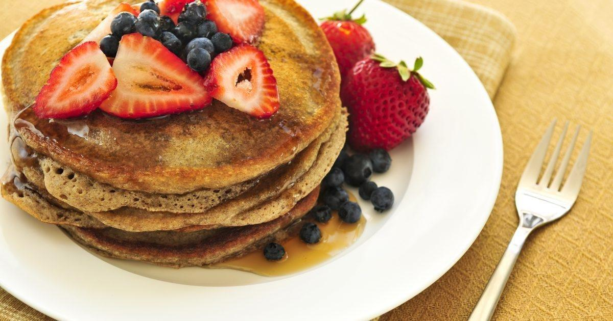 Are Whole Wheat Pancakes Healthy?