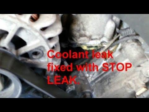 Temporary Waterpump Leak Fix (pepper Etc) - Probetalk.com Forums