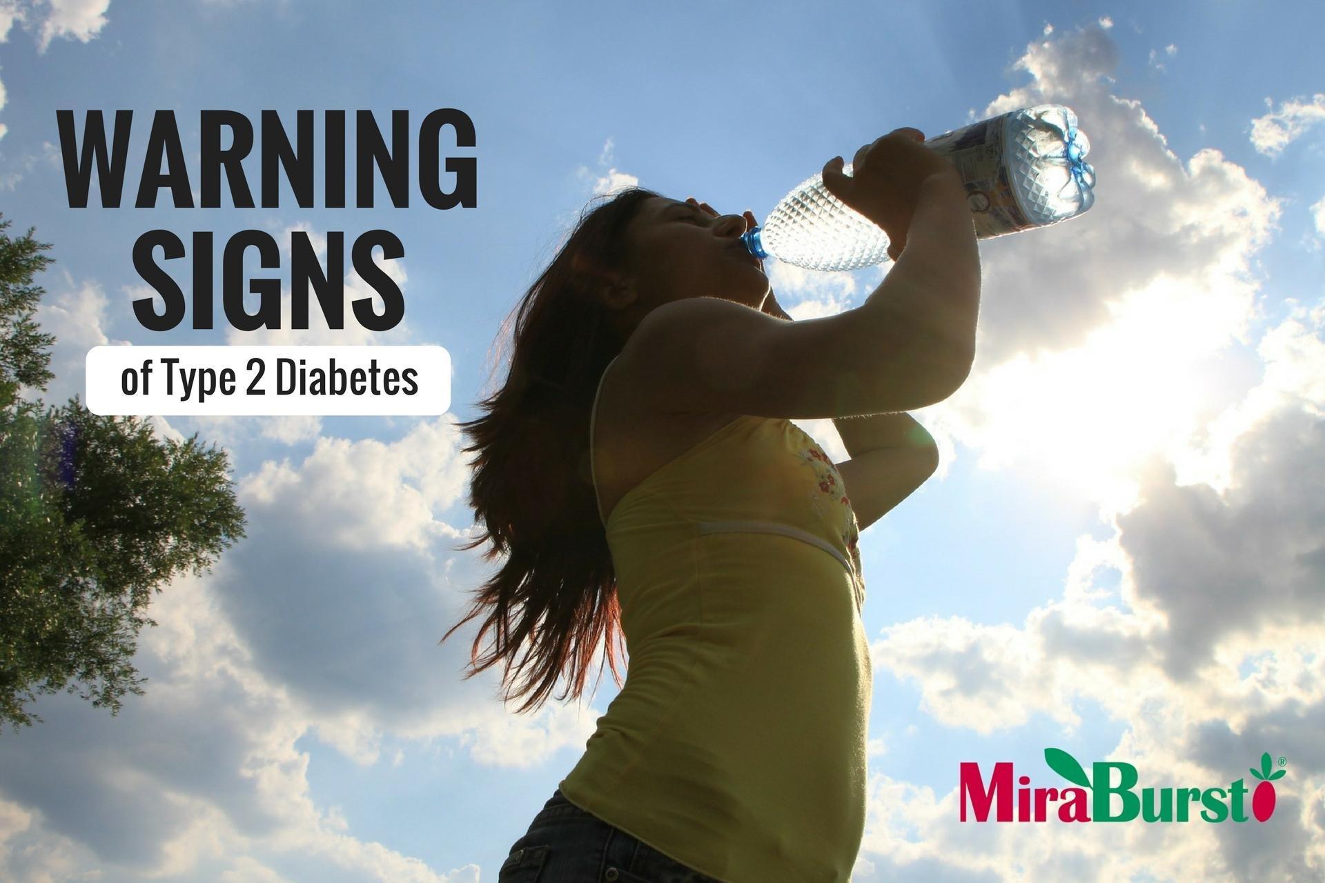 Type 2 Diabetes Warning Signs And Symptoms