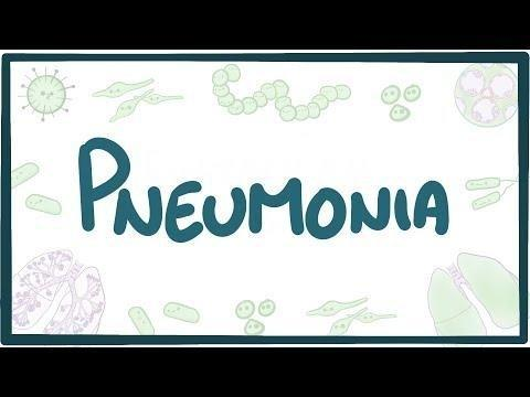 Can Pneumonia Cause Respiratory Acidosis?