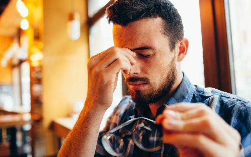 Diabetes Eye Pain And Headache