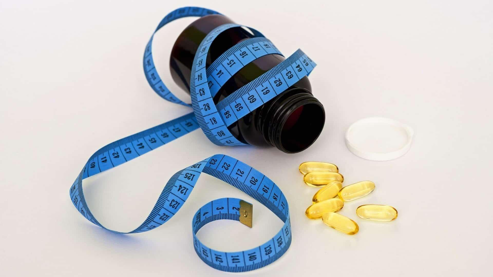 Do Vitamin D Supplements Help with Diabetes, Weight Loss, & Blood Pressure?