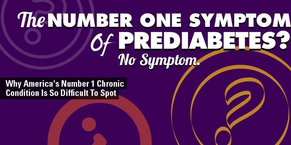 Prediabetes' #1 Symptom