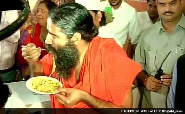 Baba Ramdev's Patanjali Offers Atta Noodles 'cheaper Than Rivals'