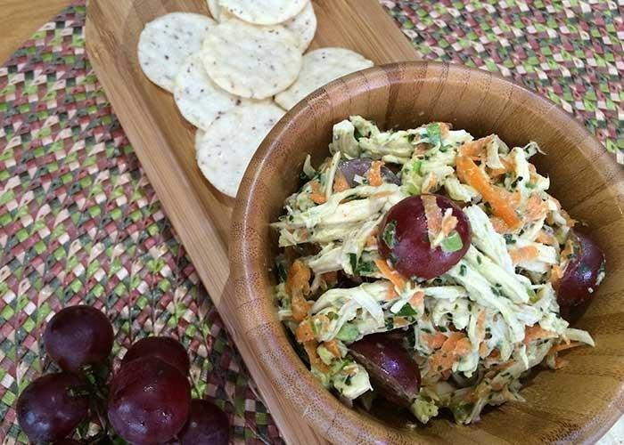 Diabetic Chicken Salad With Grapes