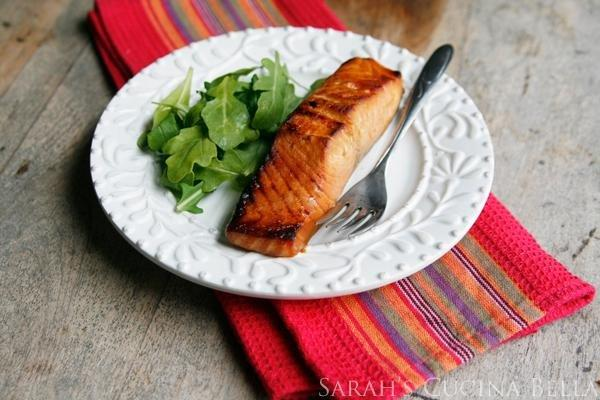 Diabetic Salmon Marinade