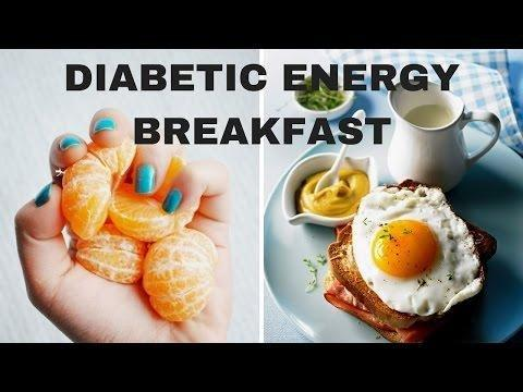What Can A Diabetic Eat To Get Energy?