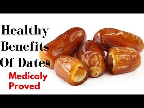 Dates For Diabetes - Benefits And Glycemic Index