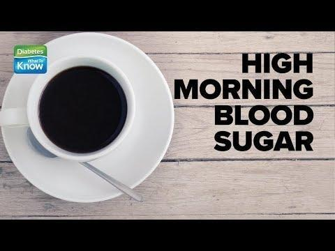 Why Are Blood Sugars High In The Morning
