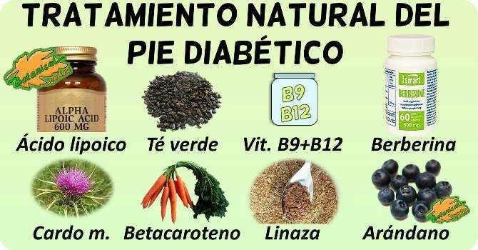 Remedios Naturales Para El Pie Diabtico