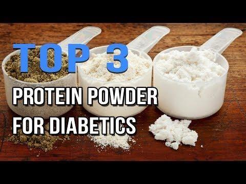 Diabetes And Whey Protein