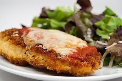 Lightened Up Chicken Parmesan Recipe