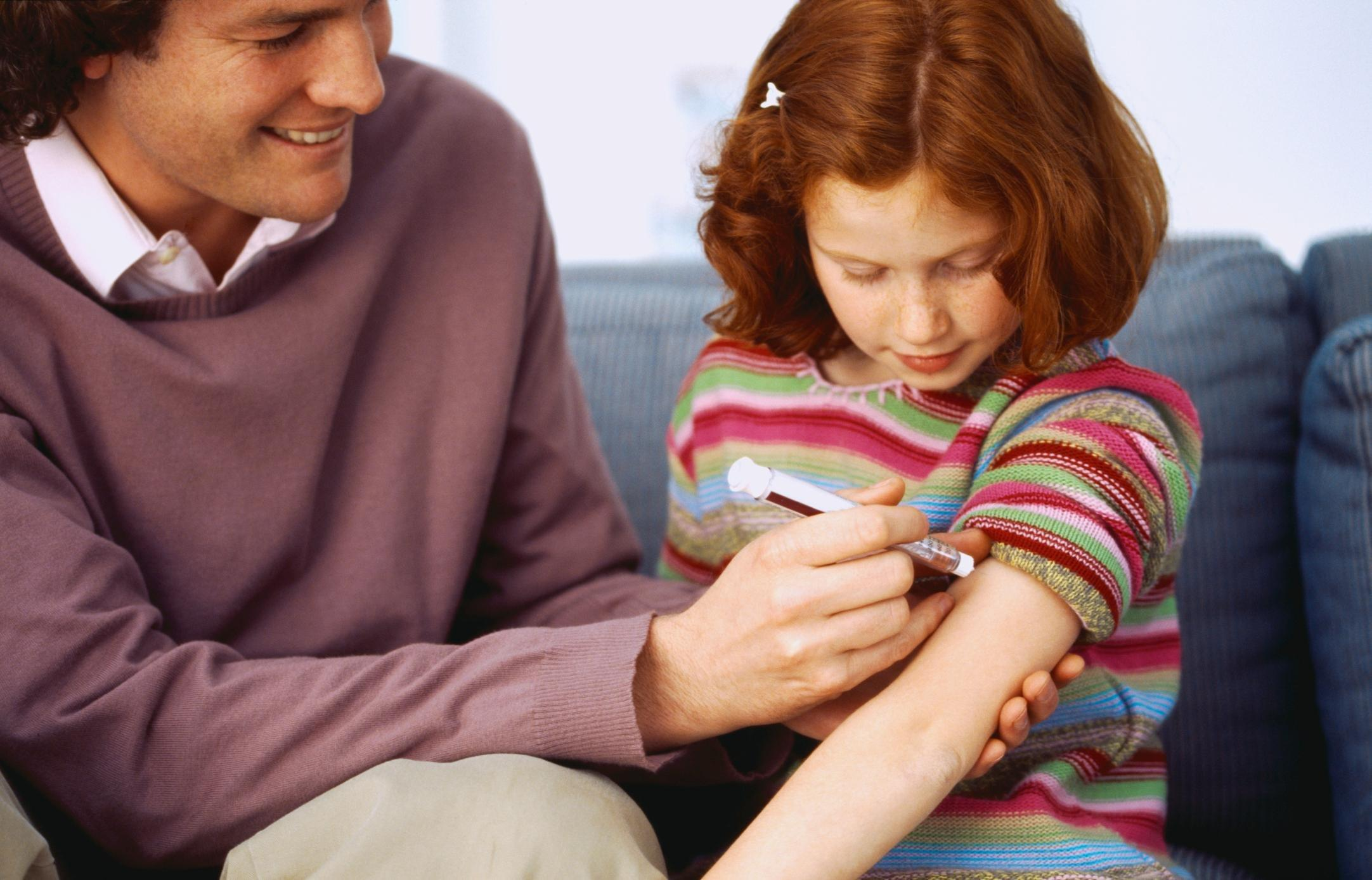 Sntomas De Diabetes Juvenil