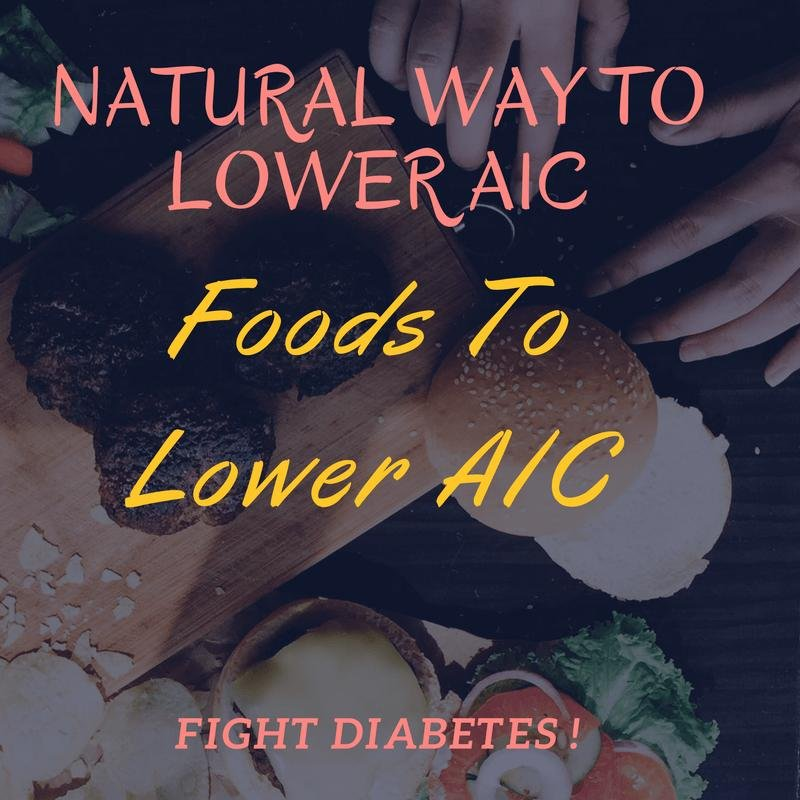 How To Lower A1c