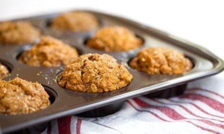 Vegan Pumpkin Muffins Easy