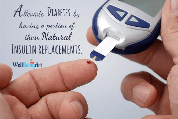Top 10 Natural Insulin Replacement To Cure Diabetes
