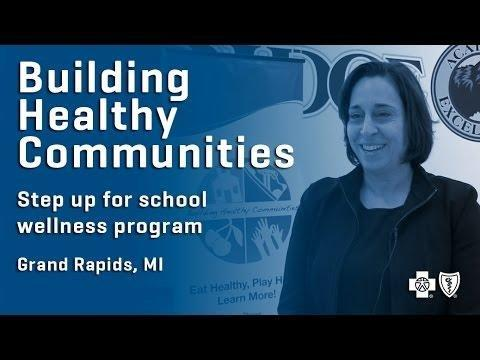 We're Building Healthy Communities. Together.