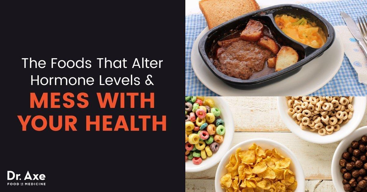 Acidic Foods Vs. Alkaline Foods: 15 Acidic Foods To Avoid - Dr. Axe