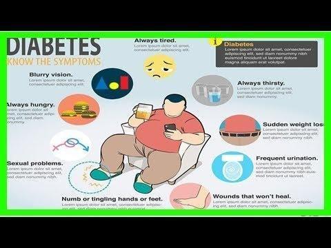 Recognizing Diabetes Symptoms In Men