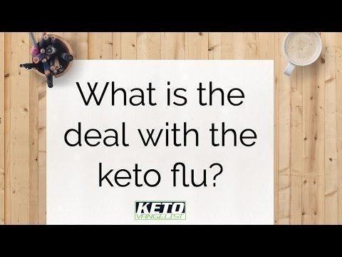 Symptoms Of Ketosis Flu