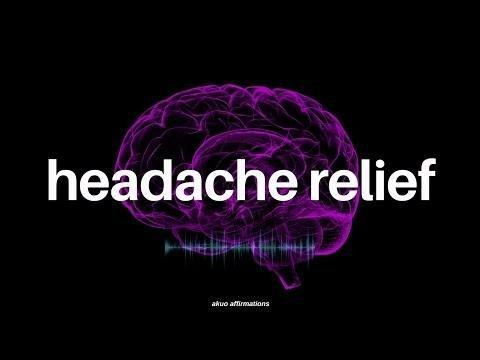 Relief For Diabetic Headache