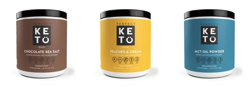 Perfect Keto Reviews