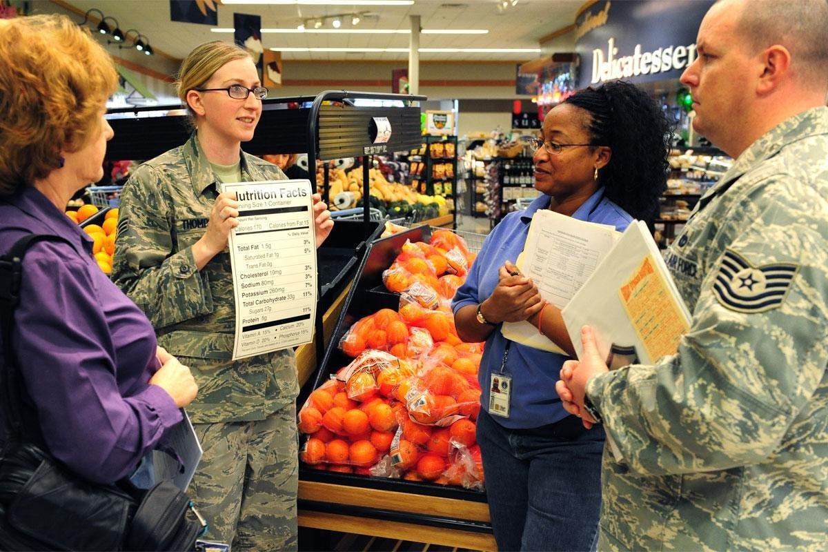 Avoiding Diabetes   Military.com