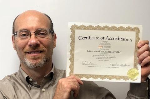 Accredited, American Association Of Diabetes Educators' Program | Integrated Diabetes Services