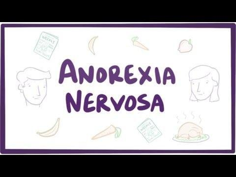Ketoacidosis Caused By Anorexia Nervosa