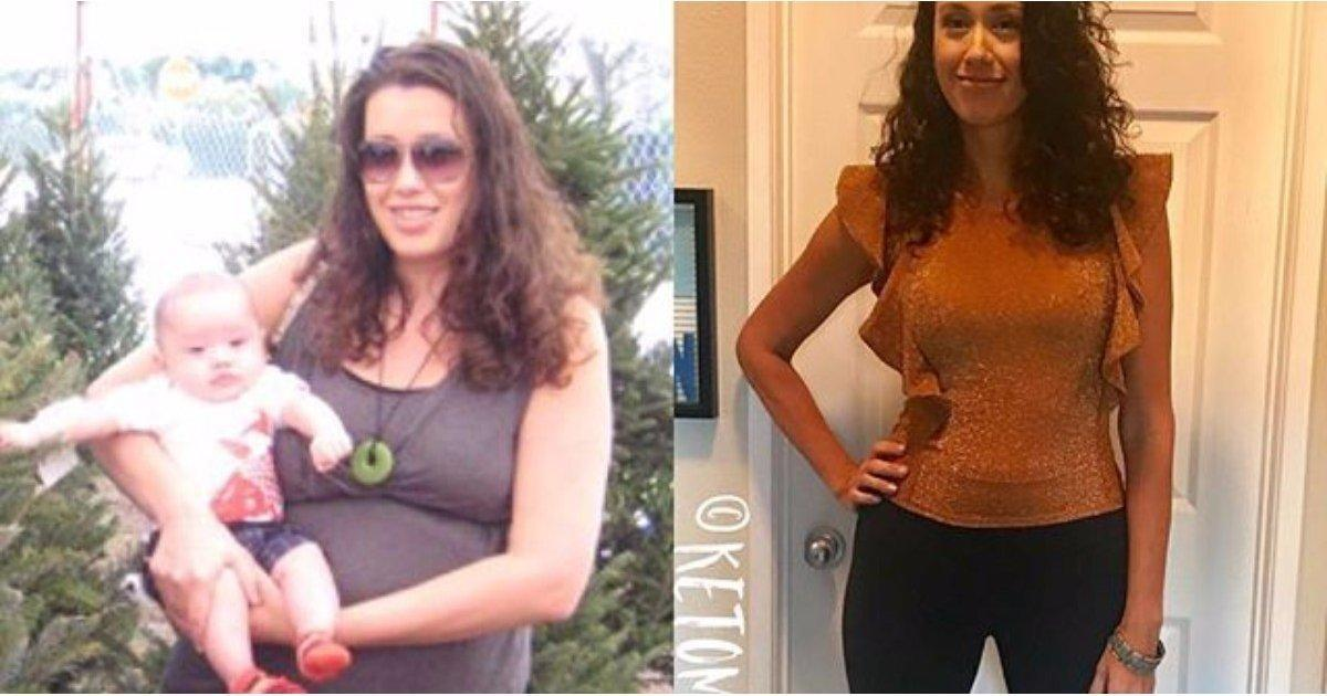 How The Keto Diet Helped Manuela Lose 80 Pounds And Achieve Her