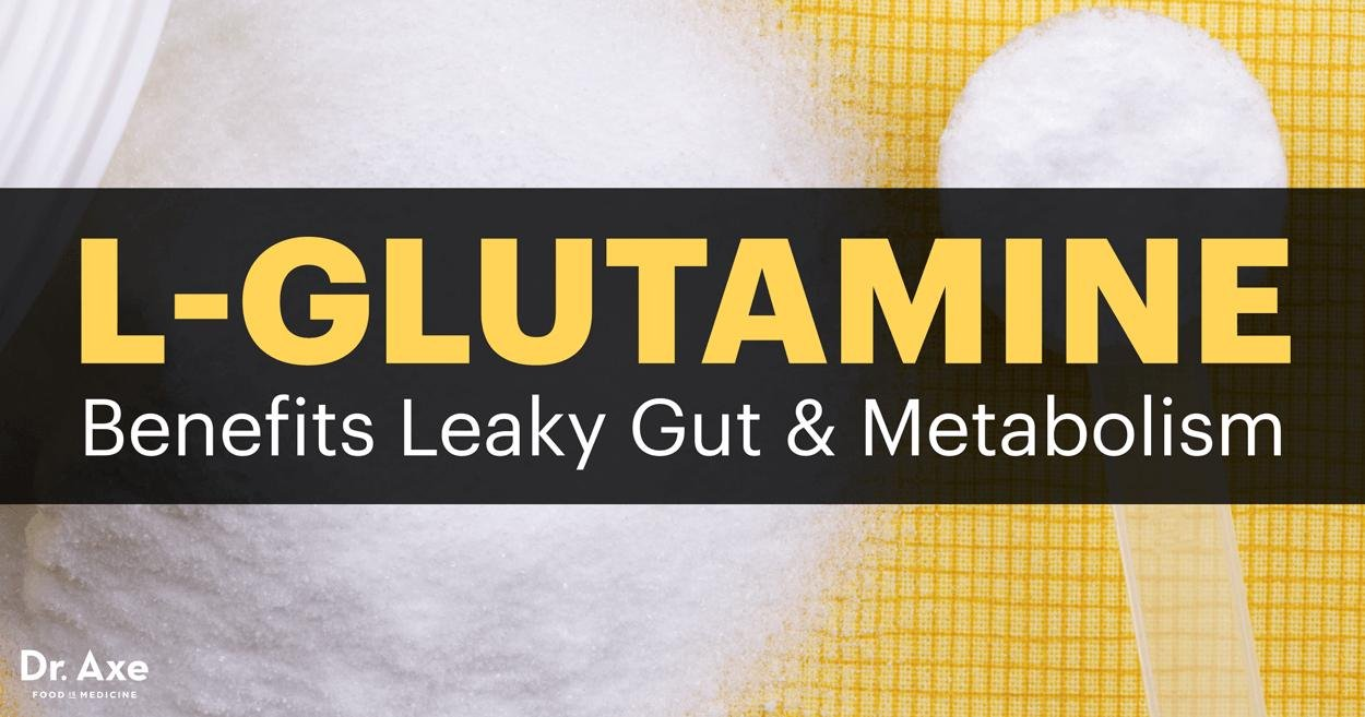 10 L-glutamine Benefits, Side Effects & Dosage - Dr. Axe