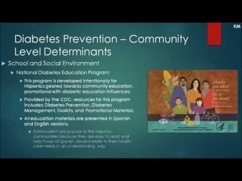Hispanic Culture Diabetes