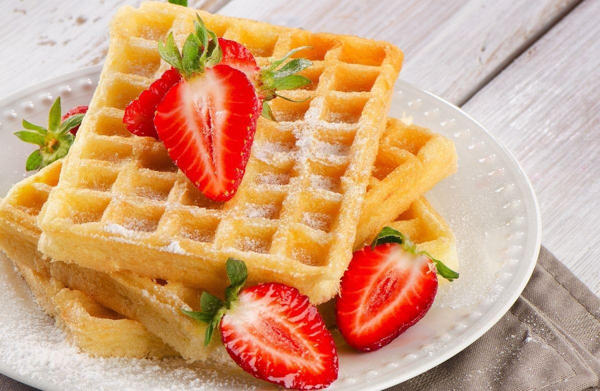 Diabetic Waffle Recipes