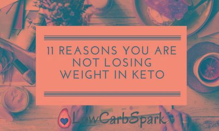 Not Losing Weight On Keto Diet
