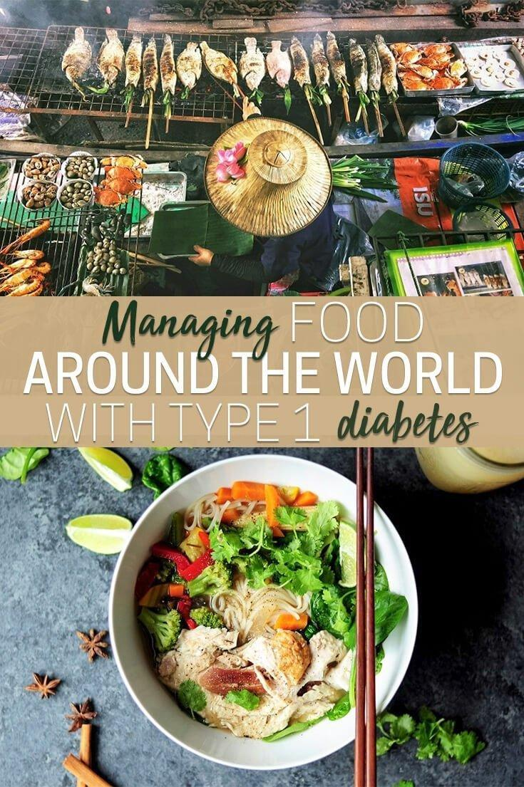 Managing Food Around the World with Type 1 Diabetes