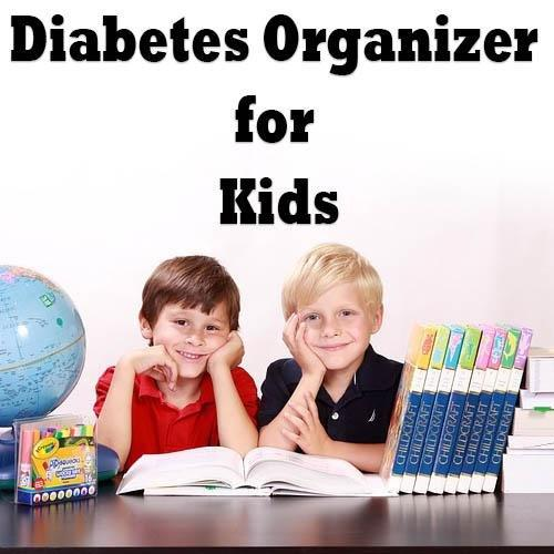 How To Find The Right Diabetes Supply Organizer For Your Kid