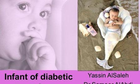 Infant Of Diabetic Mother Pathophysiology