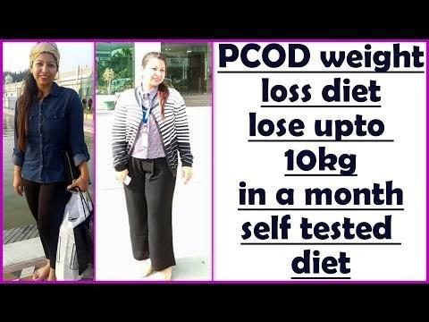 Pcos Diet Plan & Detox For Weight Loss & Fertility